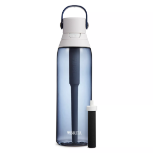 filtering water bottle for traveling